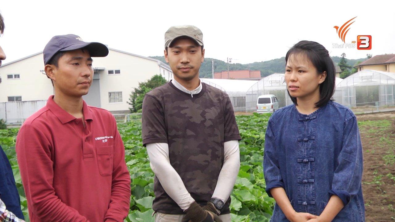 ดูให้รู้ - เกษตรกรไทย บุกไปญี่ปุ่น ตอนที่ 2