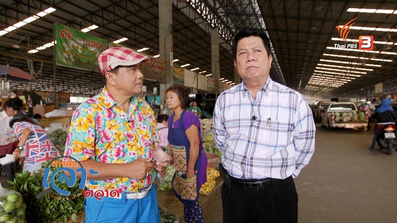 วันใหม่  ไทยพีบีเอส - สำรวจราคาผักที่ตลาดศรีเมือง จ.ราชบุรี