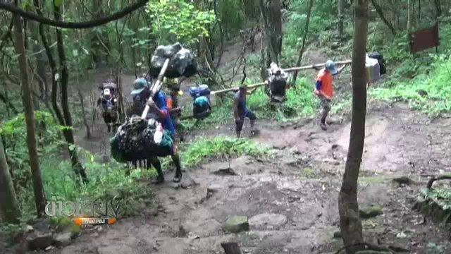 นักท่องเที่ยวแห่ขึ้นภูกระดึงคึกคัก หลังปิดป่านานกว่า 4 เดือน