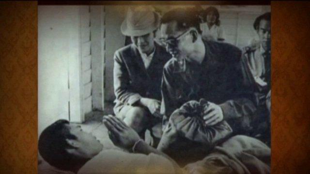 สารคดีงานของในหลวง ตอน โครงการพระราชทานความช่วยเหลือ