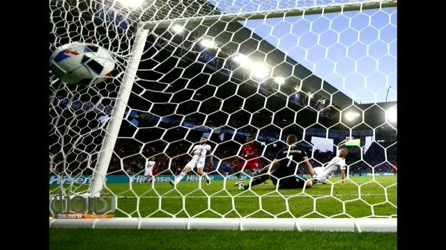 โปรตุเกส เสมอ ไอซ์แลนด์ 1-1 ฟุตบอลยูโร 2016