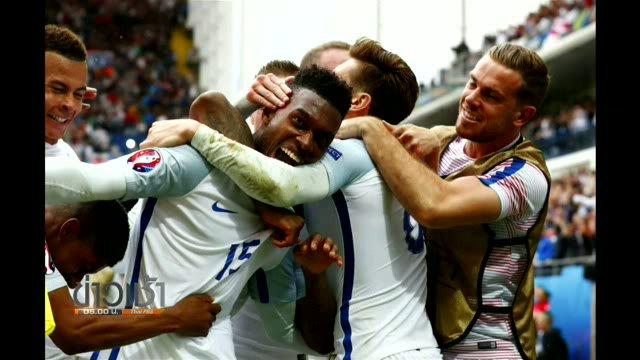 อังกฤษ พลิกแซงชนะ เวลส์ 2-1 ฟุตบอลยูโร 2016