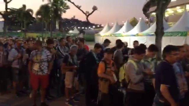 สื่อทั่วโลกเกาะติดทำข่าวพิธีเปิดโอลิมปิก-บราซิลคุมเข้มความปลอดภัย