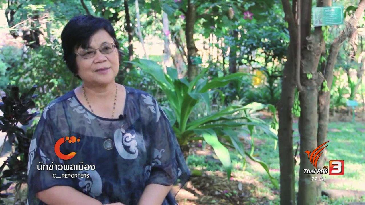 ที่นี่ Thai PBS - นักข่าวพลเมือง : อนาคตเภสัชสมุนไพร ทางเลือกใหม่การรักษาโรค