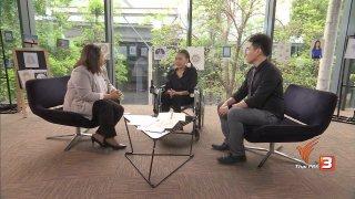 ที่นี่ Thai PBS Social Talk : ภูมิคุ้มกันจิตใจ 2 พี่น้องผู้ป่วย SMA