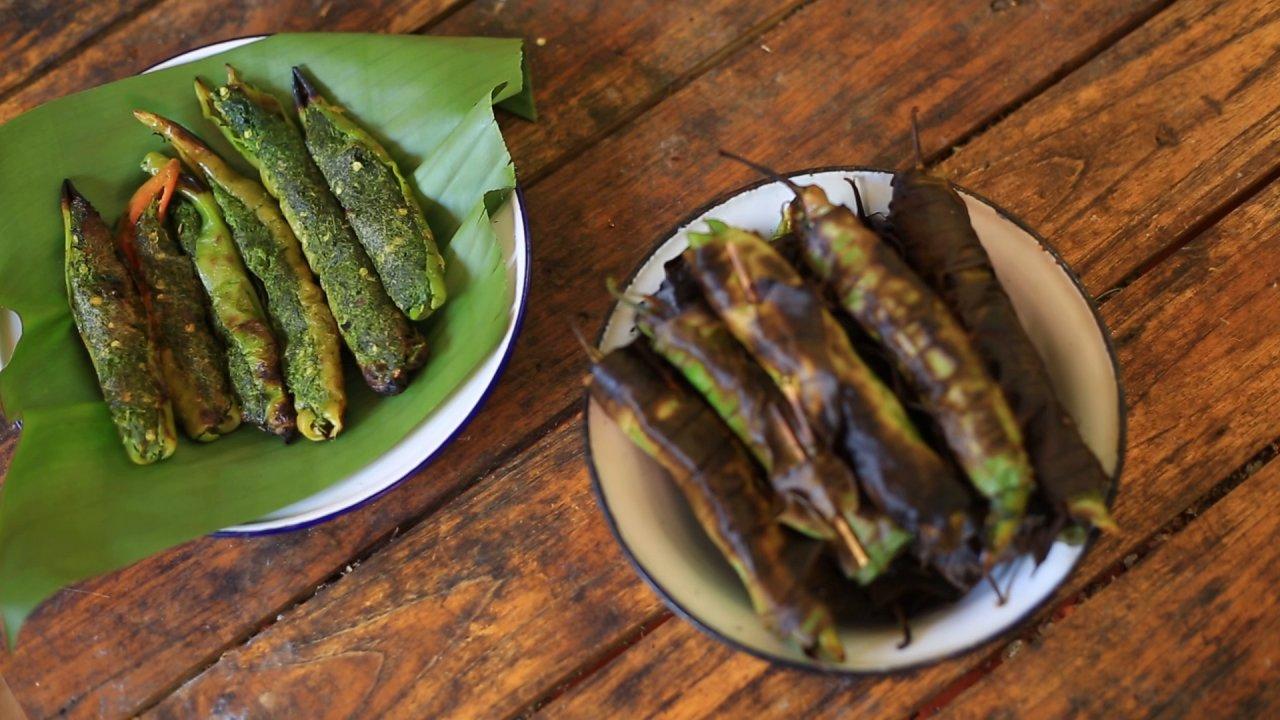 ทั่วถิ่นแดนไทย - อาหารพื้นถิ่นของชาวบ้านแม่ลัว